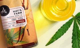 Hay's Farm CBD Oil